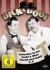 DVD * DICK & DOOF - GELÄCHTER IN DER NACHT & OHNE FURCHT UND TADEL # NEU OVP /