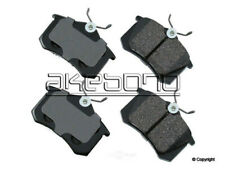 Akebono Euro Disc Brake Pad fits 1993-2009 Volkswagen Passat Golf Jetta  WD EXPR