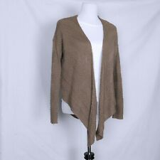Knit Cardigan Womens Size Small Brown Oneill