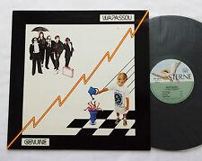 WAPASSOU Genuine FRENCH prog rock ORIG LP STERNE (1980) NEW-UNPLAYED