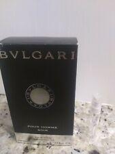 Bvlgari Pour Homme Soir 5ml EdT Sample Travel Spray atomizer