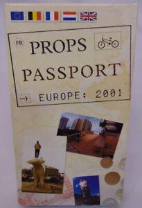 Props Passport Europe 2001, Props BMX RARE (VHS 2001) BMX BICYCLE VIDEO RARE!