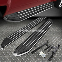 "FOR 11-18 TOYOTA SIENNA XL30 6"" BLACK ALUMINUM SIDE STEP RUNNING BOARD NERF BAR"