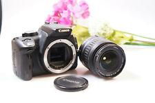 Canon EOS 350D+ mit EFS 18-55  mm 3,5-5,6 Ii