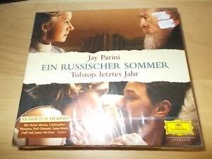 Jay Parini - Ein Russischer Sommer  5CDs  NEU  (2010)