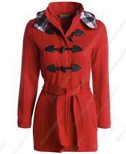 Cappotti e giacche da donna rossi bottone , Taglia 46