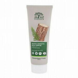 180ml De Leaf Thanaka White Smooth Body Serum Moisturizers Beauty Lotions Care