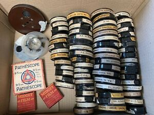 71 9.5mm PATHE FILMS INC SOME HOME MOVIES - SKEGNESS 1929 - 1920s/30s - AFRICA