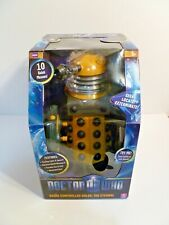 "Doctor Who - 13"" Radio Controlled Paradigm DALEK - Yellow Eternal"