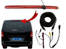 Mercedes Benz Vito Van Reverse Reversing Camera Rear Parking Brake Light