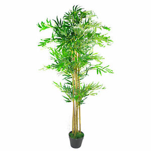 150cm (5ft) Natural Look Artificial Bamboo Plants Trees - XL LEAF-7262