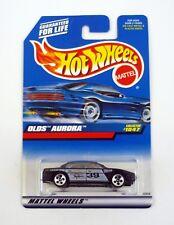 HOT WHEELS OLDS AURORA #1047 Die-Cast Car MOC COMPLETE 1998