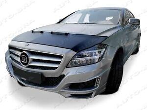 CAR HOOD BONNET BRA fits MB Mercedes-Benz CLS W218 2011-2018 BRA DE CAPOT COVER