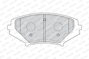 FERODO BRAKE PADS Front For MAZDA RX-8 FC103# 2008-2012 - 1.3L - FDB1758