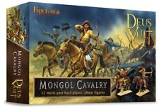 MONGOL CAVALRY - DEUS VULT - FIREFORGE GAMES - 28MM