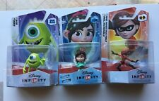DISNEY INFINITY LOT DE 3 Figurines