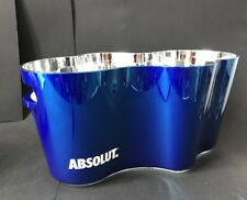 Absolut Vodka LED Magnum Kühler Deko Bar Ice Bucket Restaurant NEU OVP