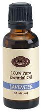 LAVENDER BULGARIAN 30ml Pure Essential Oil BUY 3 GET1 FREE Fabulous Frannie