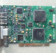 1PC used EMUZED ATDL-01-000 MS-8604 VER: 110 PCI capture card     #Q2293