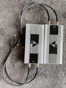 Vertex AQ Pico Binding Post Speaker Grounding Blocks