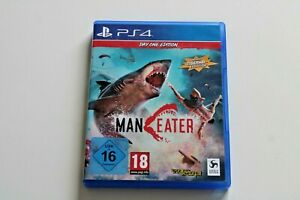 Maneater: Day One Edition (PlayStation 4, 2020)