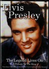 """Elvis Presley - """" The Legend Lives On """" - DVD - NEW & SEALED - FREE UK P&P."""