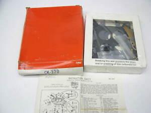 Niehoff CK-320 Carburetor Rebuild Kit 1965-67 Chevrolet GMC Rochester 4-BBL 4GC