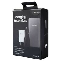 Samsung Universal Charging Essentials Bundle with Battery, Wall and Car Chargers