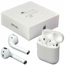 Genuine Apple AirPods Wireless Bluetooth Earphones  - in Original Box