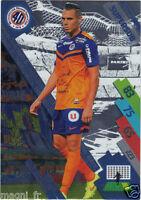 Panini Foot Adrenalyn 2014/2015 - K. BERIGAUD - Montpellier Hérault SC (A1270)