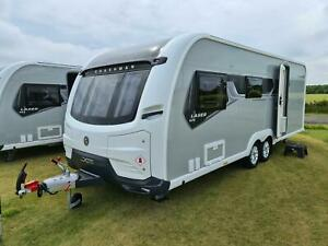 Brand NEW Coachman Laser 620 Xtra Twin Axle Caravan ***2022 Model - DUE SOON***