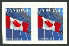 1362c - 45c Maple Leaf Flag Imperf Pr. - PSE Graded 95-NH  2014 PSE