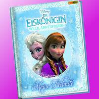 Disney | DIE EISKÖNIGIN - Völlig Unverforen | Freundebuch | Meine Freunde (Buch)