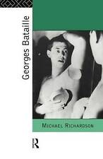 NEW Georges Bataille by Dr Michael Richardson