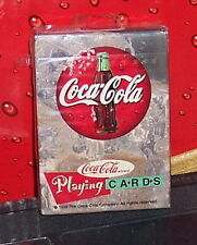 COCA - COLA  / COKE DECK OF PLAYING CARDS NEW SEALED DECK NEW OLD STOCK