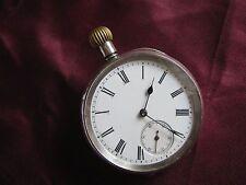 silver (0,935) �hronometer p/watch, 1897. Serviced Labrador / Omega / L. Brandt