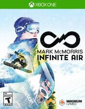 Mark McMorris Infinite Air [Microsoft Xbox One Snowboarding Tricks Sports] NEW