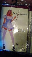 """""""MARY"""" LT BLUE. ADULT WOMEN'S COSTUME, SIZE XS, GOOD CONDITION. DRESS ONLY"""