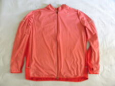 Nike DriFit ThermaFit running jacket light stylish comfortable red size 2XL XXL