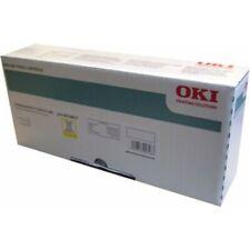 Oki Genuine Toner Cartridge 44318617-Yellow New In Box