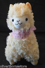 Cute Japan Amuse Arpakasso Alpacasso Yellow Pink Ribbon Bow Knot Bowknot NEW!