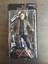 Neca Freddy Vs Jason Cult Classics Jason Voorhees Figure Nip Reel Toys Voorhees