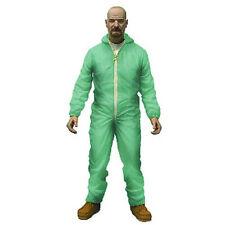 "Breaking Bad 6""  Exclusive Walter White Blue Hazmat Suit Mezco -PREORDER"