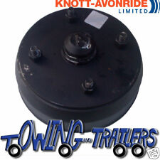 """'A' Series Knott Avonride trailer Brake Drum for wheels with 4 stud 5.5"""" PCD"""