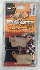 DELTA BRAKING BRAKE PADS DB2240 MX-D MULTIPLE FITMENT