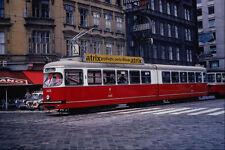 542073 Lohner SGP Articulated Tram Vienna Austria A4 Photo Print