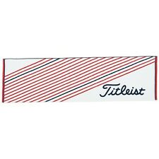 Titleist JAPAN Golf Sports Towel 2016 Model AJTWS41 White Red