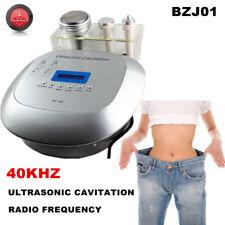 40K ultrasuoni cavitazione radiofrequenza grasso corporeo Slimming macchina 3in1