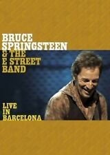 Bruce Springsteen & the E Street Band - Live in Barcelona (DVD, 2003, 2-Disc Set