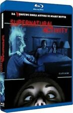 Blu Ray SUPERNATURAL ACTIVITY - (2012)  ......NUOVO